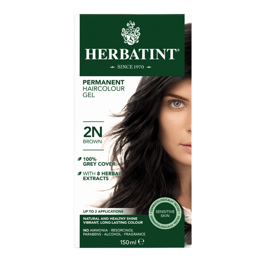 Herbatint 2N Hårfarve, Brown (brun). - greenos