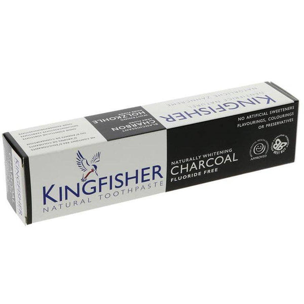 Kingfisher Charcoal Whitening Tandpasta