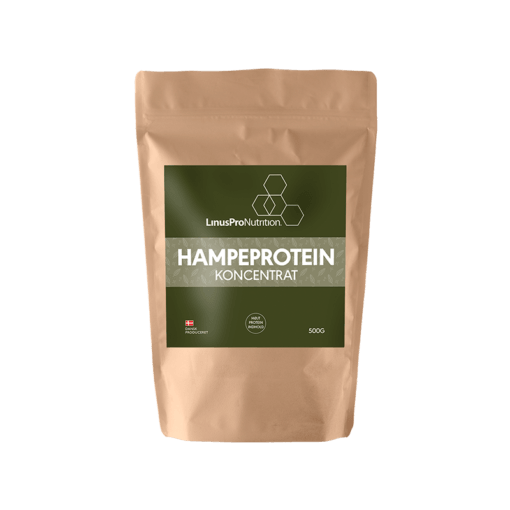 LinusPro Hamp Protein 500 g.