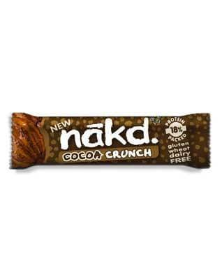 Näkd bar kakao crunch 35g
