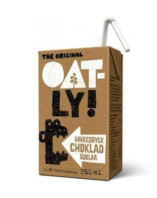 Oatly Havredrik kakao, 250ml