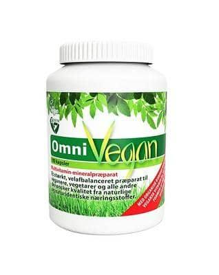 OmniVegan Multivitamin, 90 kap.