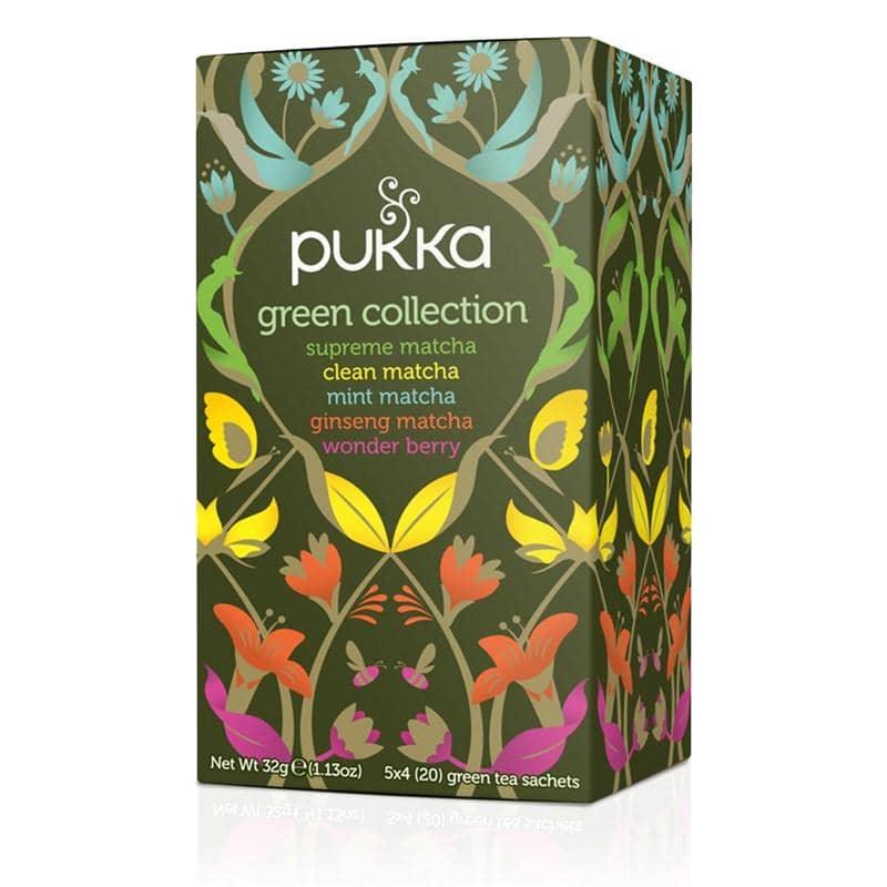 Pukka Green Collection (te-sampak)