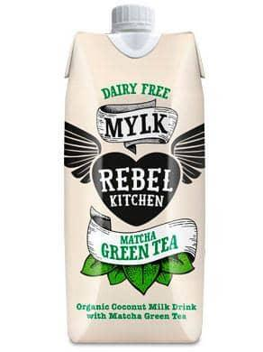Rebel Kitchen matcha mylk øko 330 ml