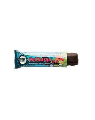 ReCharge Protein bar med vandmelon, lime og hindbær, 50 g