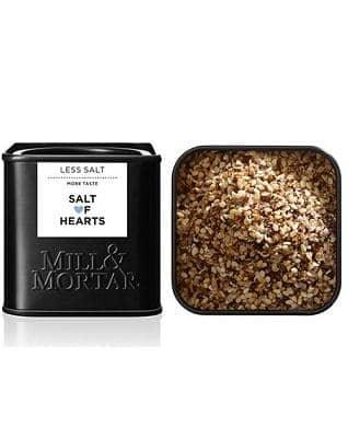 Mill & Mortar,  Salt of hearts, 60 g - GreenOS.dk