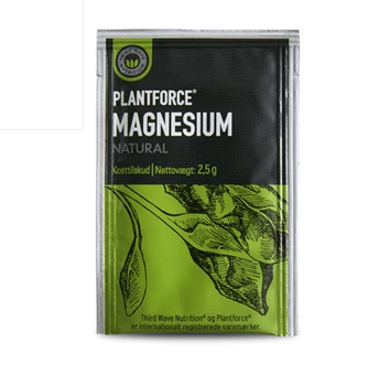 Plantforce Ionisk Magnesium, natural, 2,5g