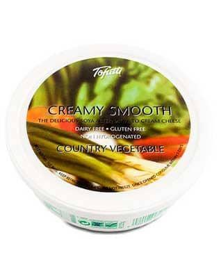 Tofutti smøreost-alternativ Country Vegetable 225g