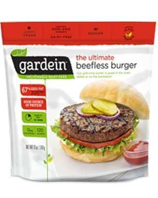 Gardein The Ultimate Beefless Burger 340g