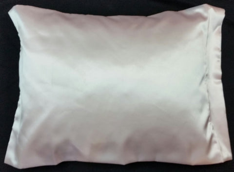 Light Pink Satin Pillowcase
