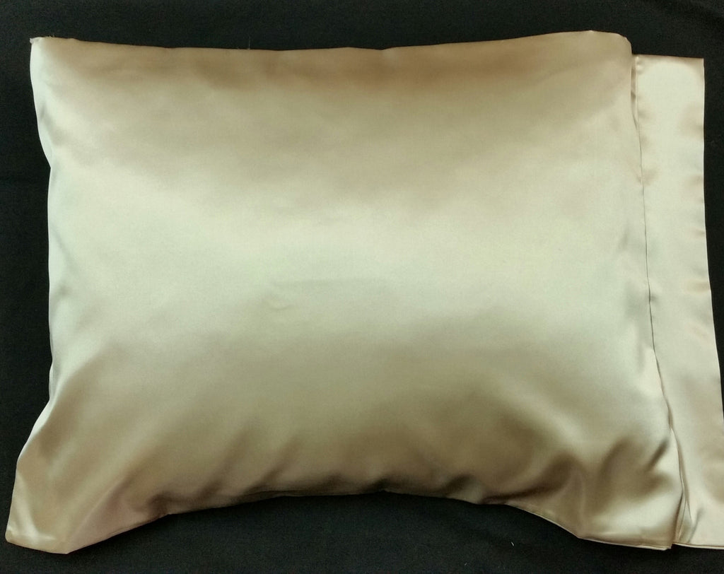 Champaign Satin Pillowcase