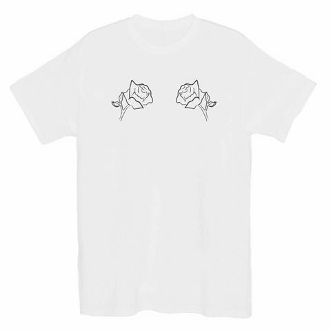 Roses T-Shirt - BETWEEN ENEMIES