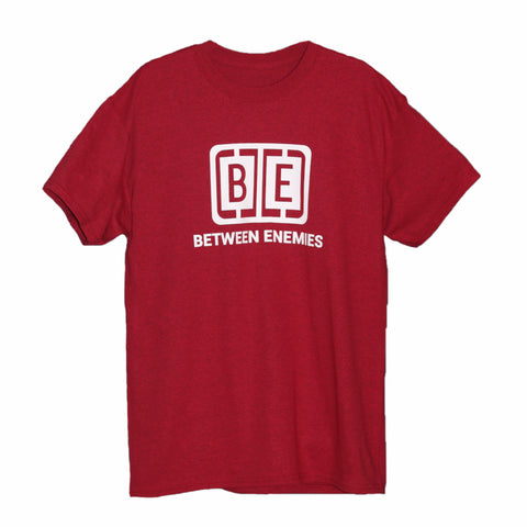 Cage Logo T-Shirt - BETWEEN ENEMIES