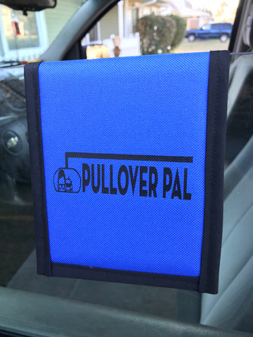 Pullover pal (Blue & Black)