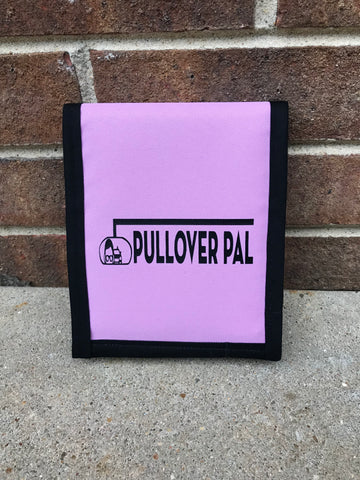 Pullover Pal Organizer - Pink and Black