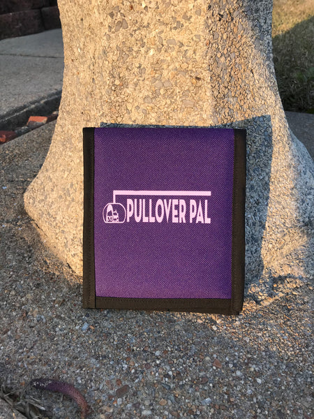Pullover Pal Organizer - Purple and Black
