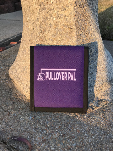 Pullover Pal (Purple & Black)