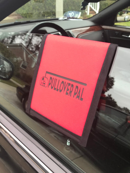 Pullover Pal Organizer - Red and Black