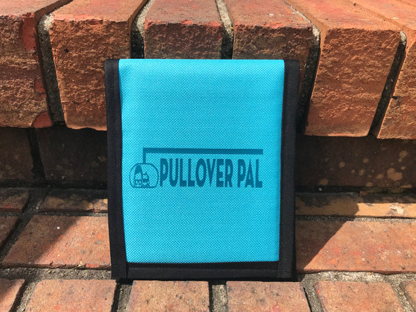 Pullover Pal Organizer - Turquoise and Black