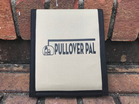 Pullover Pal Organizer - Tan and Black