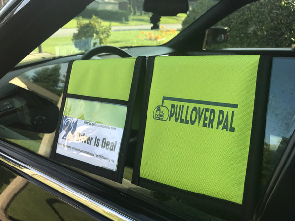 Pullover Pal Organizer - Green (Lime) and Black