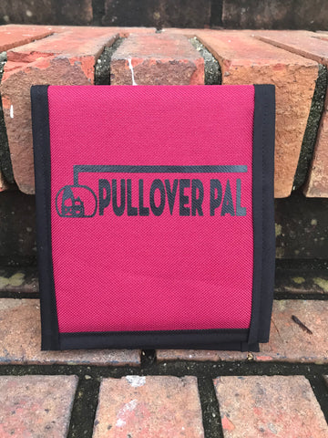 Pullover Pal Organizer - Burgundy and Black