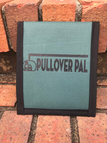 Pullover Pal Organizer - Dark Green and Black
