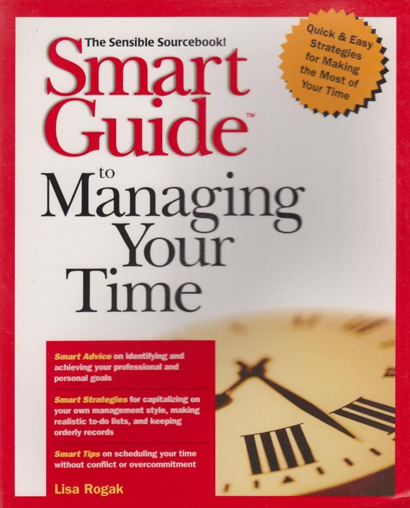 Smart Guide to Managing Your Time