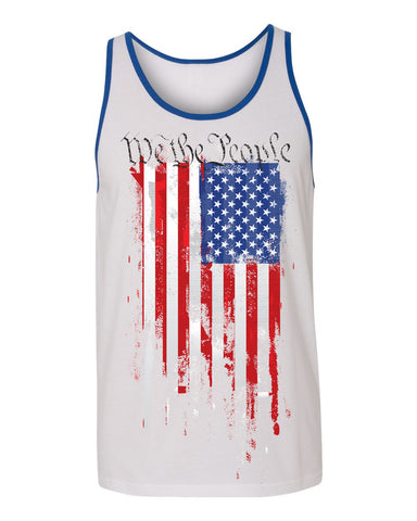 We the Flag - Tank Top - Founders Republic LLC