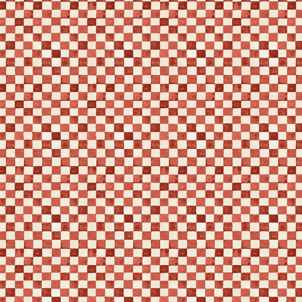 Early to Rise 89163 color 331 (Red Check)