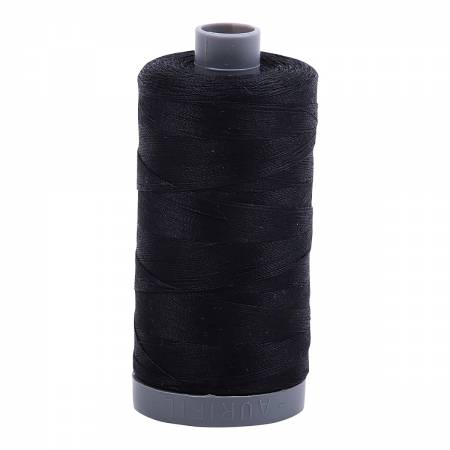 Aurifil Cotton 28 wt -2382 Black