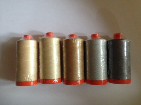 Aurifil Thread Bundle