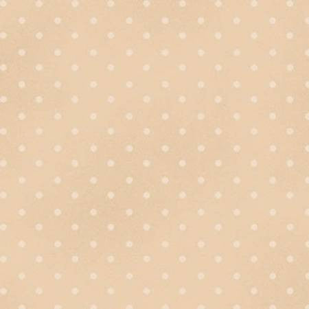 Buggy Barn Basic 7099 46  Cream Dots