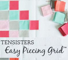 Easy Piecing Grid 1""
