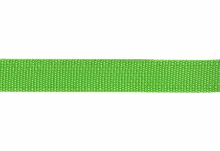 "Polypro Webbing 1"" Lime"