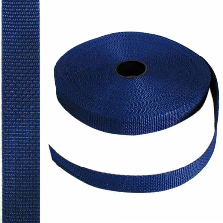 "Polypro Webbing 1"" Royal"