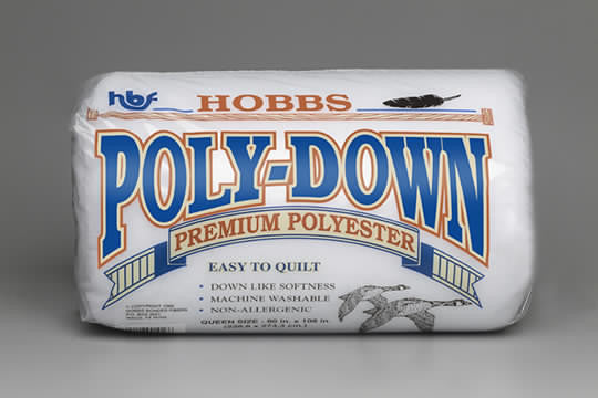 Poly Down