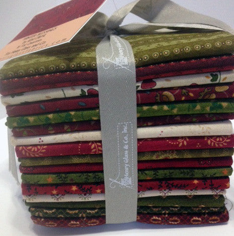 Winter Blessings Fat Quarter Bundle