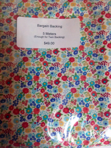 Bargain Fabric Bundle