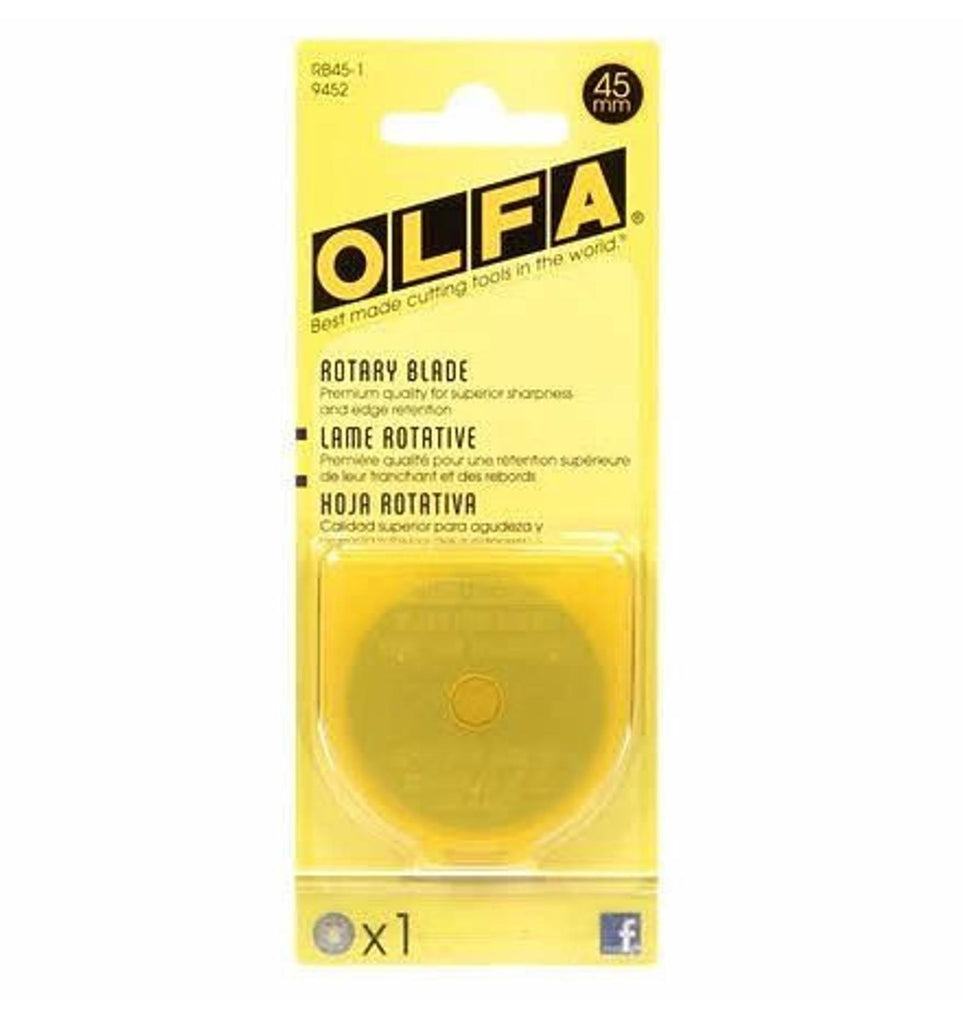 Olfa Rotary Blades 1 per package