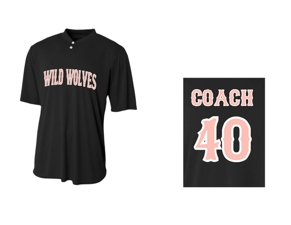 Wild Wolves Coaches Jersey (Men's)