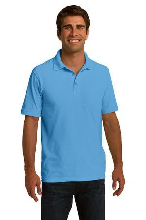Ring Spun Pique Polo (XXL-4XL)