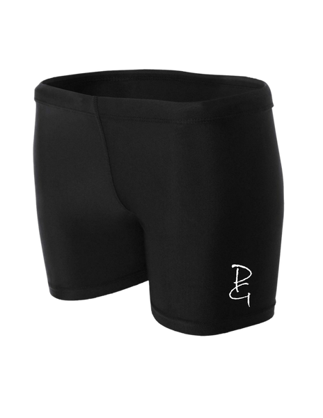 "Women's 4"" Compression Short - Paragon Graphics, LLC"