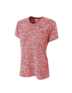Women's Space Dye Tech Shirt - Paragon Graphics, LLC