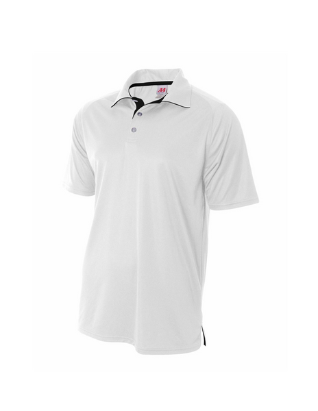 Contrast Performance Polo