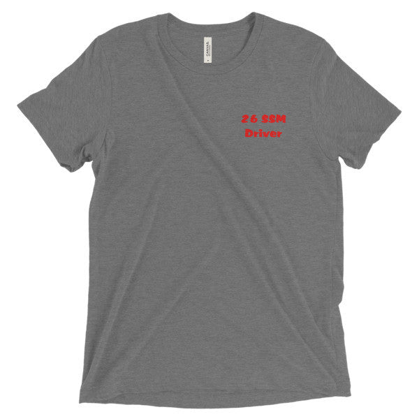 Short Sleeve T-Shirt (Tri-Blend) - Paragon Graphics, LLC