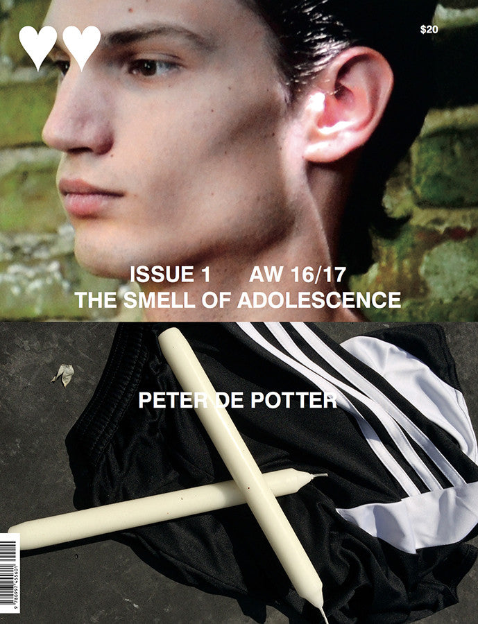 ISSUE #1 AW 16/17 THE SMELL OF ADOLESCENCE