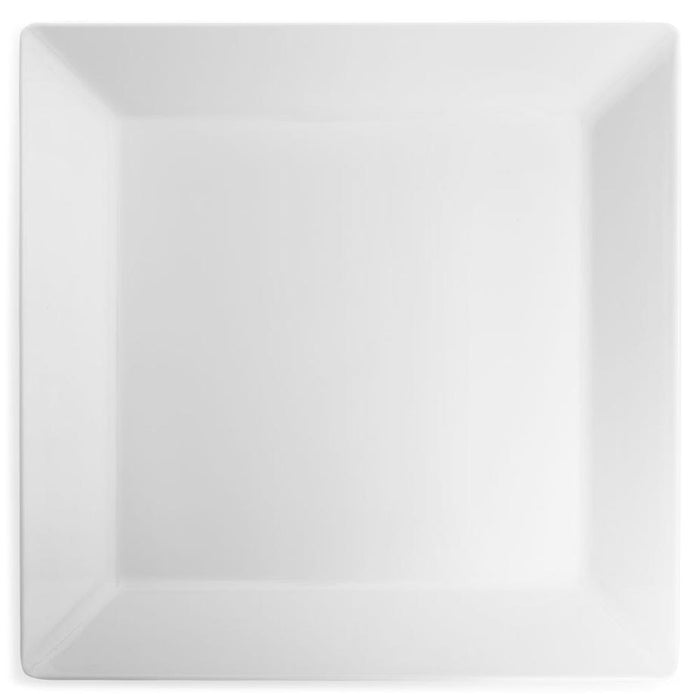 Large White Square Melamine Platter