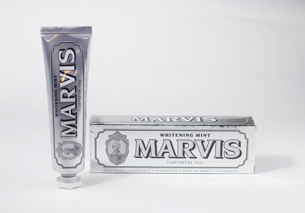 Marvis Tooth Paste by C.O. Bigelow