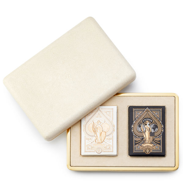 Aerin Collection Shagreen Card Case